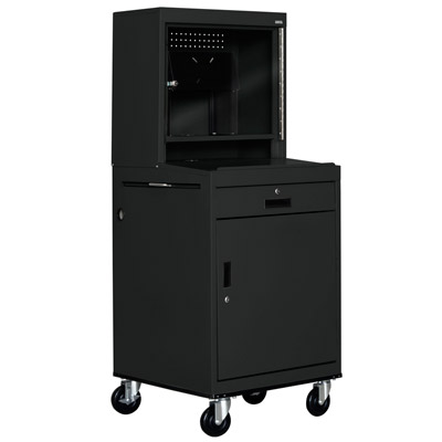 Mobile Computer Security Workstation - 5 Color Options