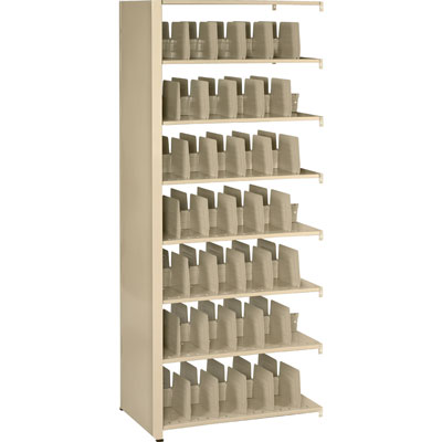 Imperial Open Shelving, Double Entry Add-On Unit - 88'H