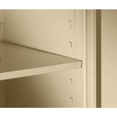 Standard C-Thru Counter-Height Cabinet - 36'W x 18'D x 42'H