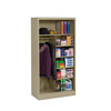 "Open Style Combination Cabinet , 72""H"