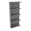 "5 Shelf Q-Line Shelving Closed Adder Unit - 22 Gauge, 36""W"