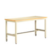 "Technical Workstation w/ Adjustable Leg Static Control Work Surface, 72""W"