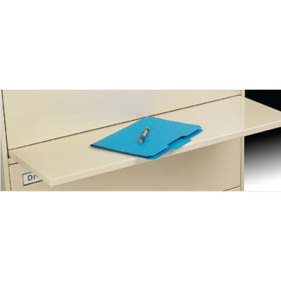 Five Drawer Lateral File - 36'W x 17 15/16'D x 65'H