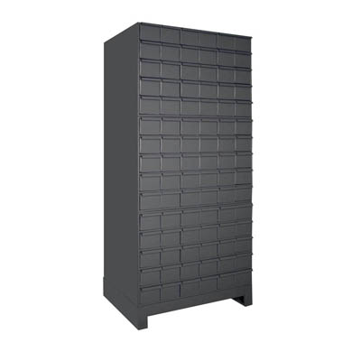"90 Drawer Cabinet System - Jumbo 17"" Deep Drawer"