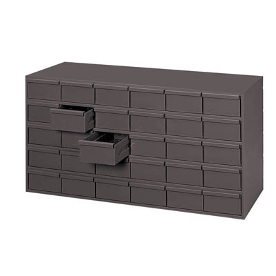 "30 Drawer Cabinet - Jumbo 17"" Deep Drawer"