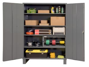 60 in. Wide, Adjustable Shelves