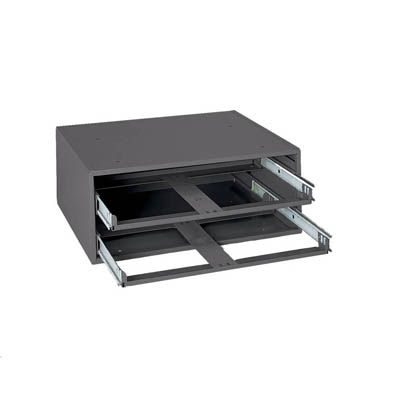 Easy Glide Slide Rack (Holds 4 Large Compartment Boxes)