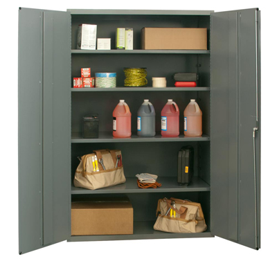 Cabinet with 3 or 4 Adjustable Shelves