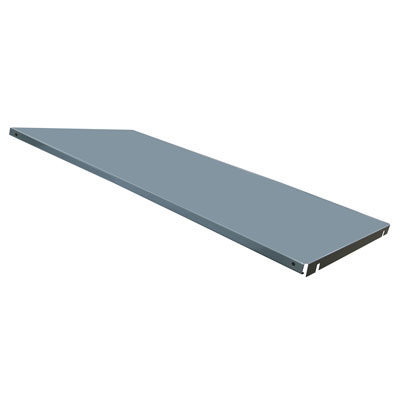 "96"" High - Extra Heavy-Duty Shelving, 60""W x 24""D x 96""H"