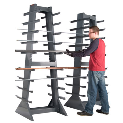 Horizontal Storage Racks