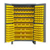 "48"" Wide Cabinet with 171 Bins (Flush Door Style)"