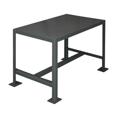 "Medium Duty Machine Table - 24"" Wide"