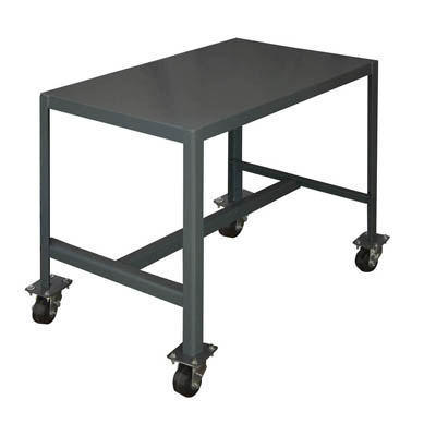 "Medium Duty Machine Table - 48"" Wide"