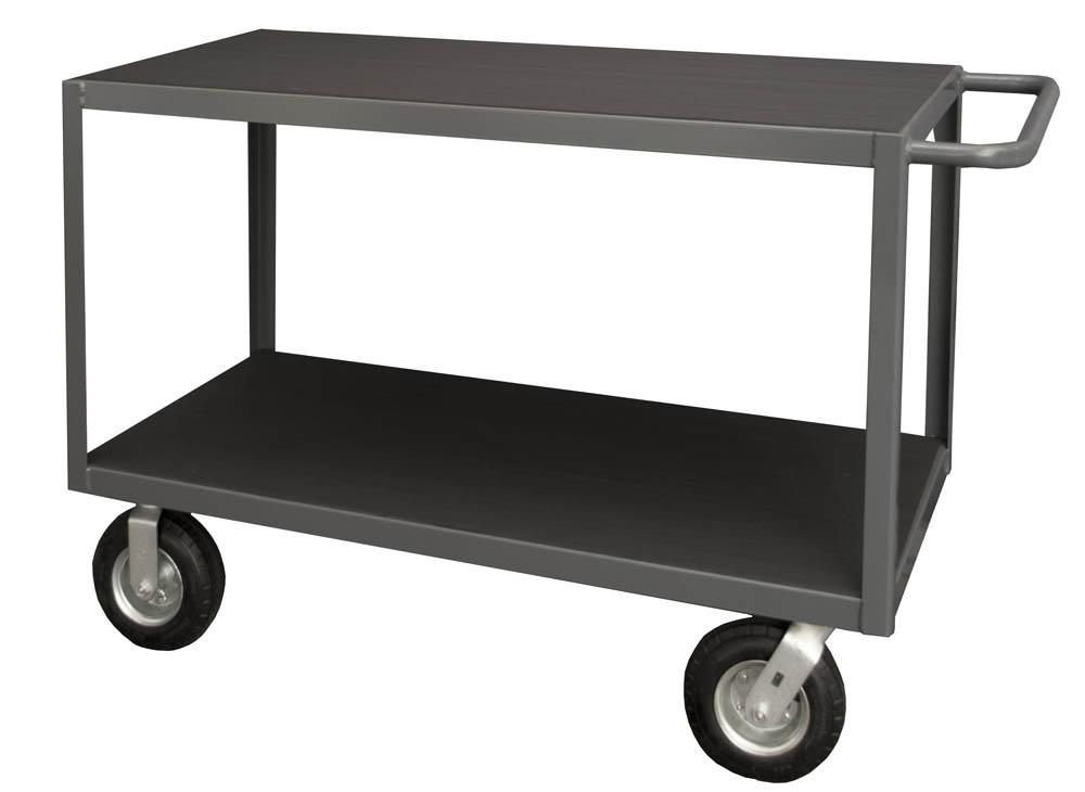 durham mfg ric 2436 2 95 rolling instrument cart 2. Black Bedroom Furniture Sets. Home Design Ideas