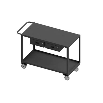 Mobile Work Stations with 2 Drawers