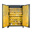 "60"" Wide Cabinet with 227 Bins (Flush Door Style)"