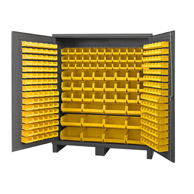 Cabinet with 264 Bins (Flush Door Style)
