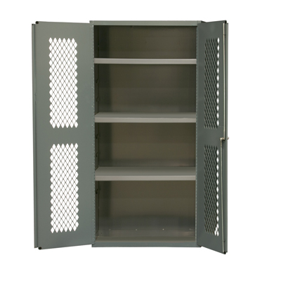 "14-Gauge, Clearview Cabinets, 36""W x 24""D"