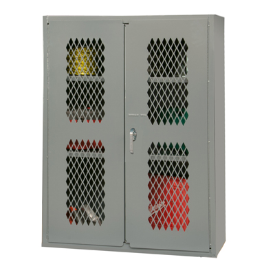 16-Gauge Clearviw Cabinets