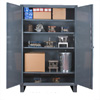 "Extra Heavy Duty 60"" wide, 12-Gauge Cabinets"