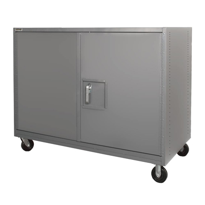 "Solid Stock Security Trucks, 60""W x 36""D x 57""H"