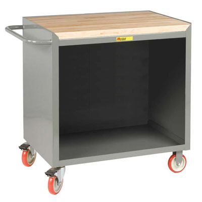"36"" Wide Mobile Bench Cabinet"