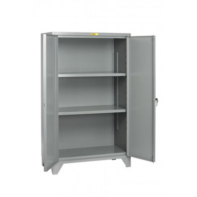 High Capacity Storage Cabinet, 2 Shelves, 24'W x 48'D x 78'H