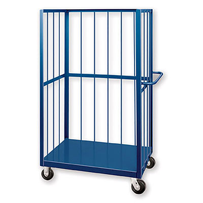 3SC Series 3 Sided Stock Carts