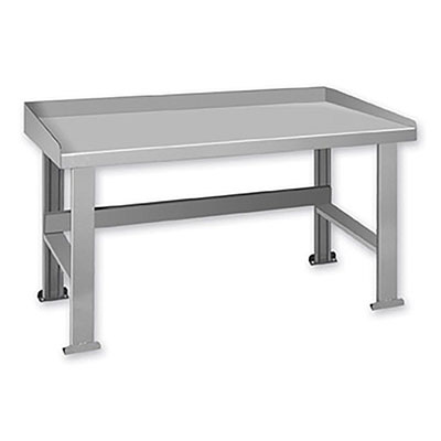 "B Series Welded Steel Benches Basic 96"" Wide"