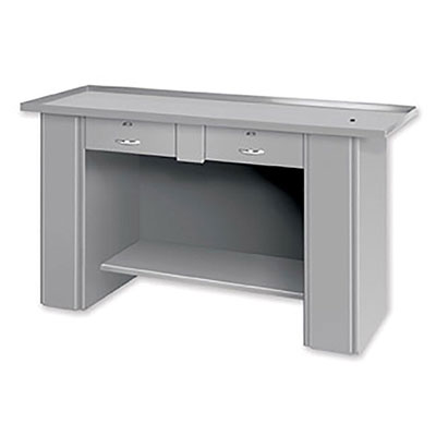 "CT Series Fluid Top Drawer Benches 60"" Wide"