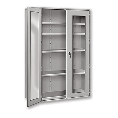 HDSC Series - Heavy Duty See Thru Cabinet