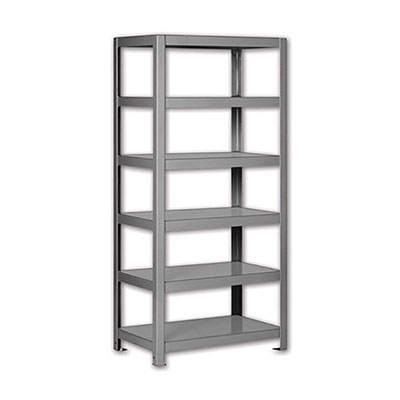 "6 Shelf, PE Series,  Extra Heavy Duty Rack, 18"" Deep"