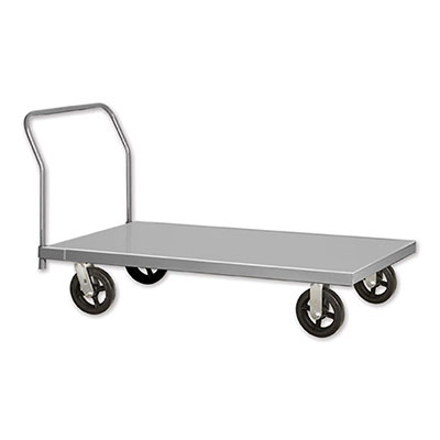 "PT Series Steel Platform Trucks 60"" Long"
