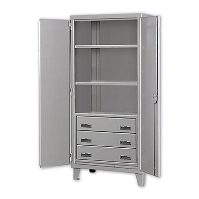 SXHDSC Series - Super Heavy Duty Cabinets w/ Drawer