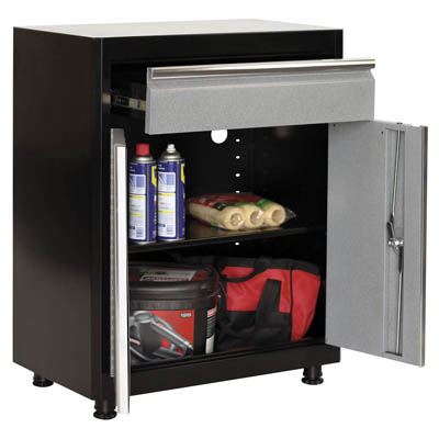 Modular Storage System Base Cabinet with Drawer