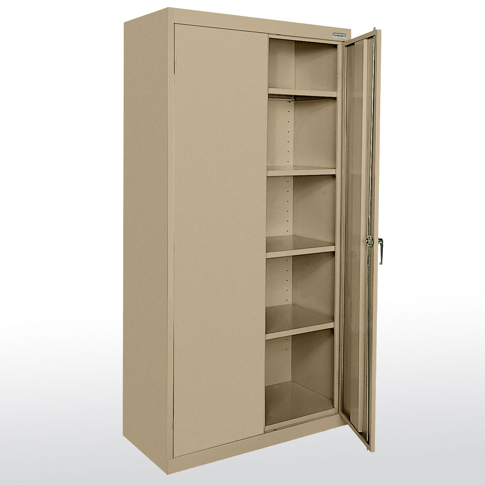 Sandusky cabinets ca41361872 classic plus series storage for Off the shelf cabinets