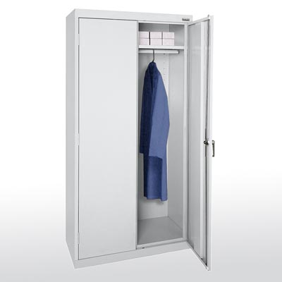 Classic Plus Series Wardrobe Cabinet - 5 Color Options