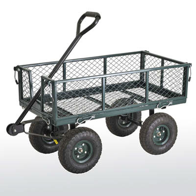 "Crate Wagon, 400 lb. Capacity - 18""Wide"