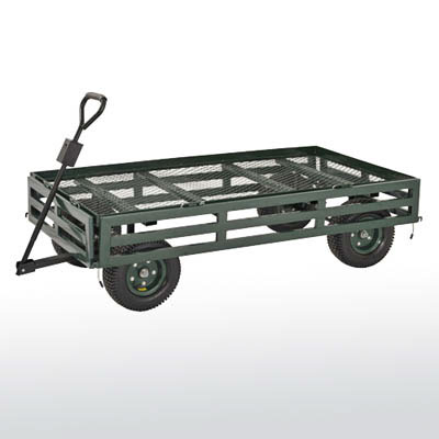 "Crate Wagon, 400 lb. Capacity - 31""Wide"