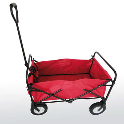 "Folding Wagon, 150 lb. Capacity- 22""Wide"