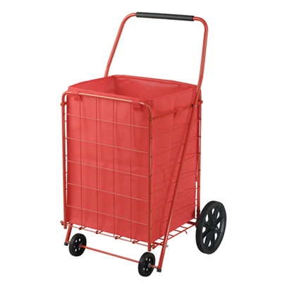 Large Folding Shopping Cart