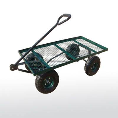 "Heavy Duty Steel Wagon, 1000 lb. Capacity- 38""Wide"