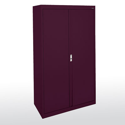 "Systems Series Double Door Storage Cabinet, 30""W"