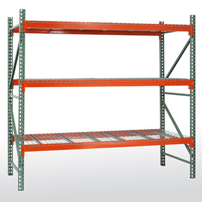 Pallet Rack Components - Support Crossbars - 42'D x 2'H