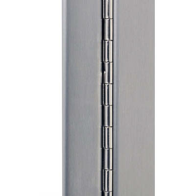 "Stainless Steel Clearview Cabinet, 48"" Wide"