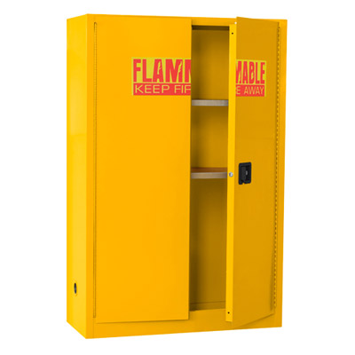 Flammable Safety Cabinet - 45 Gallon Capacity