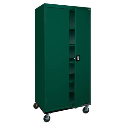 "Transport Mobile Storage, 36""W"