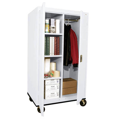 Transport Series Combination Cabinet (No Top Shelf) - 14 Color Options