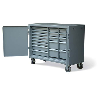 TC-15315, Tool Cart With 18 Drawers