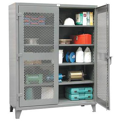 46-V-244, Ventilated Cabinet, 48'W